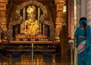 مدينة هندية تدخل موسوعة جينيس بإضاءة أكثر من نصف مليون مصباح