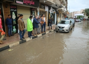 غزيرة ورعدية وتصل إلى القاهرة.. خريطة سقوط الأمطار غدا