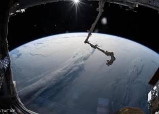 كوكب الغيوم.. الأرض في لقطة مذهلة من الفضاء