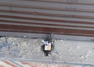 """غلق 15 مقهى """"دون ترخيص"""" بالشرابية في حملات لفرض الانضباط بالقاهرة"""