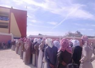 القبائل البدوية تتصدر المشهد بمدينة رأس سدر في انتخابات الرئاسة