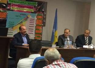 """محافظ الإسكندرية يوجه بمتابعة برنامج """"الأزمات"""" والاستعداد لـ""""الأمطار"""""""