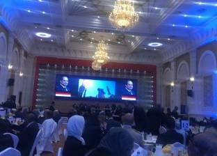 بالصور| بدء مأدبة عشاء الرئيس السوداني على شرف السيسي