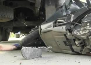 إصابة 7 أشخاص في تصادم سيارتين على طريق قفط – القصير بقنا