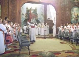 كنائس الفيوم تحتفل بعيد رأس السنة القبطية وسط حراسة أمنية