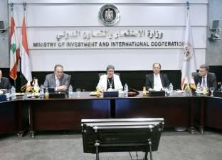 منى زوبع: تشجيع الاستثمارات وتنشيط تبادل الخبرات بين مصر ولبنان