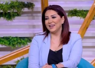 """وفاء عامر: """"مكنتش بعرف أمثل وبتوفيق ربنا وإيماني بموهبتي مثلت"""""""