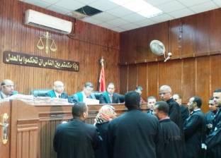 بالصور| محكمة مجلس الدولة بأسوان تأمر بمعاينة مصرف السيل