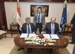 مميش: توقيع عقد إنشاء محطة لتداول السيارات في بورسعيد خلال شهر