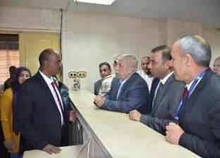 """الإسماعيلية تواصل السير في خطة """"أول محافظة مميكنة"""" في مصر"""