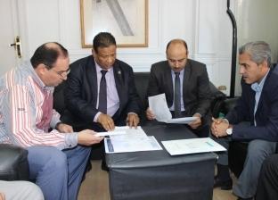"""بروتوكول تعاون بين """"ماسبيرو"""" و""""المعهد العالي للإعلام"""" بالإسكندرية"""