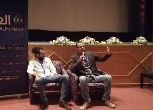 """مخرجا """"معجزة البقاء"""" يكشفان كواليس الفيلم في مهرجان الإسماعيلية"""