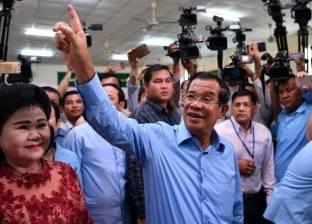 الحزب الحاكم بكمبوديا يعلن فوزه بكل المقاعد في الانتخابات التشريعي
