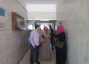 رئيس مركز أبوقرقاص يتابع انتظام العمل في مستشفى الفكرية