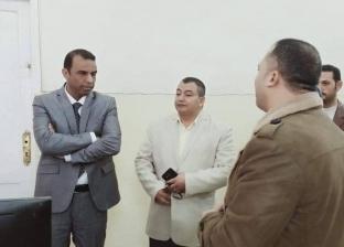 """سكرتير عام جنوب سيناء يتابع مشروعات الخطة الاستثمارية في """"أبوزنيمة"""""""