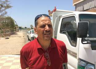 بالصور| توريد 20 طنا من القمح بمدينة الطور لشون وصوامع محافظة السويس