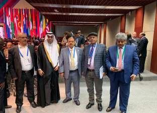 رئيس البرلمان العربي: القضية الفلسطينية حجر الأساس لحل أزمات المنطقة