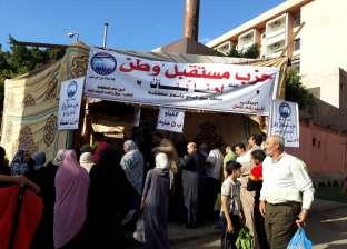 """""""مستقبل وطن"""" ينظم قوافل طبية ويقيم منافذ لتوزيع اللحوم بالمحافظات"""