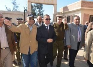 """""""مياه كفر الشيخ"""": تزويد محطة شهاب الدين بـ4 خطوط مياه عكرة لخدمة 39 قرية"""