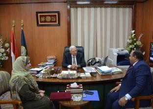 محافظ الدقهلية: افتتاح مكتب لرعاية أسر الشهداء والمصابين 20 يناير