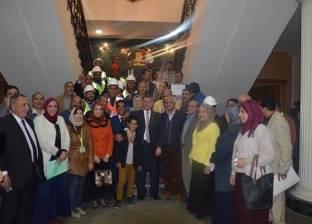 """رئيس """"مياه كفر الشيخ"""": حصول محطة على الجودة العالمية يؤكد سلامة الخدمة"""