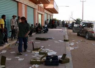 """مسؤول ليبي: مرتزقة أفارقة احتلوا مطار """"سبها"""" ومناطق جنوب البلاد"""