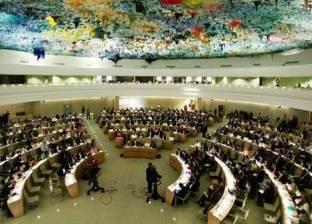 مصر تنجح في اعتماد قرار من مجلس حقوق الإنسان يدين الأعمال الإرهابية