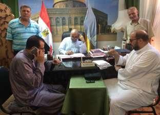 """""""أوقاف الإسكندرية"""": سيطرنا على الساحات بنسبة 100%"""