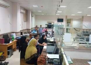 تزويد مركز خدمة العملاء بمجلس مدينة الطور بأحدث الوسائل التكنولوجية