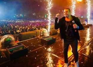 """عمرو دياب يطرح ألبوم """"سهران"""" بـ14 أغنية جديدة"""