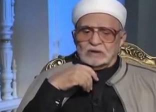 تشيع جثمان الدكتور محمد الراوي من الجامع الأزهر