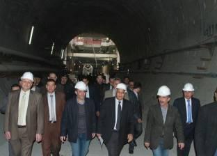 وزير النقل: الجزء الأول من المرحلة الرابعة للخط الثالث للمترو يشمل 4 محطات نفقية