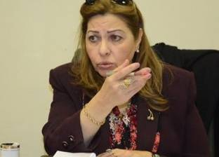 نائبة محافظ الإسكندرية السابقة تصل مقر محاكمتها في قضية الرشوة