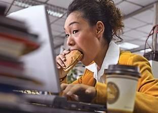 بالصور| هذه الأسباب تؤدي إلى زيادة الوزن في العمل