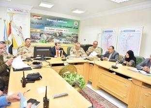 محافظة أسيوط تدشن خطة الاستعداد للاستفتاء على التعديلات الدستورية