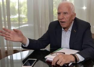 عضو اللجنة المركزية لـ«فتح»: أبلغنا الجانب المصرى أننا جاهزون للقاء «حماس».. و«دحلان» لا يعنينا وأطالب الفلسطينيين بالانتفاضة