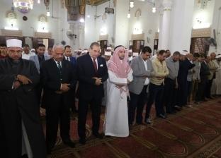 محافظ السويس يحضر احتفالية وزارة الأوقاف بالعام الهجري الجديد