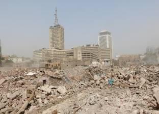 نائب محافظ القاهرة: توصيل المرافق لمثلث ماسبيرو نهاية العام