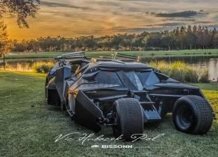 """السيارة الأخيرة.. """"باتمان تمبلر"""" معروضة للبيع في دبي بـ2.59 مليون درهم"""