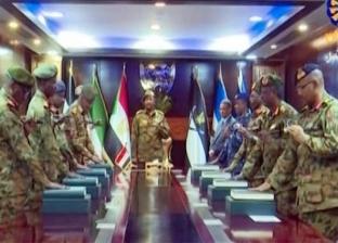 عاجل.. تشكيل المجلس السيادي في السودان لقيادة المرحلة الانتقالية
