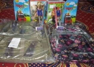 """""""شباب بيحب الخانكة"""" يطلق حملة لتوزيع أداوات مدرسية مجانية علي الأيتام"""