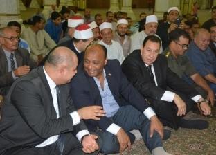 بالصور| محافظ الغربية ومدير الأمن يحضرا احتفال الأوقاف بالعام الهجرى