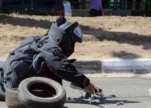 """""""الداخلية"""": إصابة 3 أفراد من الشرطة أثناء إبطال مفعول عبوة متفجرة بدمياط"""