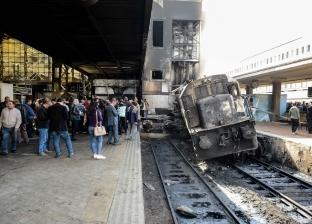 تجديد حبس 6 متهمين في حادث حريق محطة مصر لمدة 15 يوما