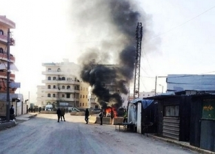 انفجار عبوة ناسفة في حافلة تقل مدرسين بـ«منبج».. ومقتل سائقها