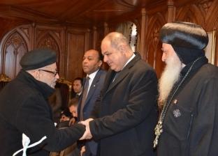 السعيد: افتتاح كنيسة ومسجد العاصمة الإدارية خير دليل على وحدة المصريين