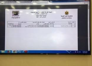 """مديرية أمن القليوبية تجري """"قرعة الحج"""".. وفوز 1116 مواطنا"""