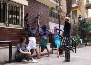 """جيورجيا موفا"" و""آنا ماريا"" يقدمان ورشتان للرقص في ستوديو ""ذات"""