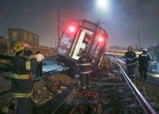 عاجل| 3 قتلى و50 مصابا في حادث تصادم قطارين بولاية كارولينا الأمريكية