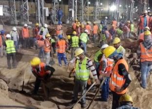 """محافظ أسيوط يشيد بجهود """"الكهرباء"""" في إصلاح عطل محطة غرب"""